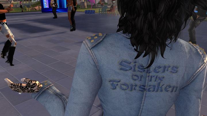 Second Life: Sisters of the Forsaken