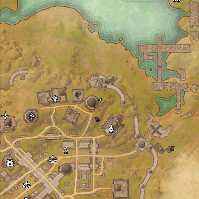 ESO Litany of Blood Location Guide – Sisters of the Forsaken